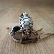 Schildkröten-Armband Emma