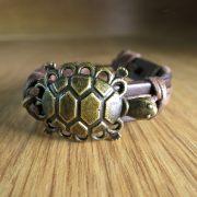 Schildkröten-Armband Gretchen