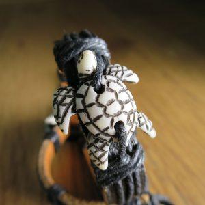 Schildkröten-Armband Luna