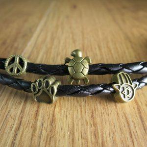 Schildkröten-Armband Momo