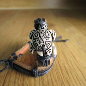 Schildkröten-Armband Morla