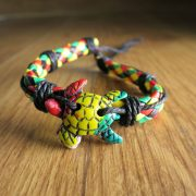 Schildkröten-Armband Sammy
